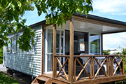 Camping vue et accès mer direct